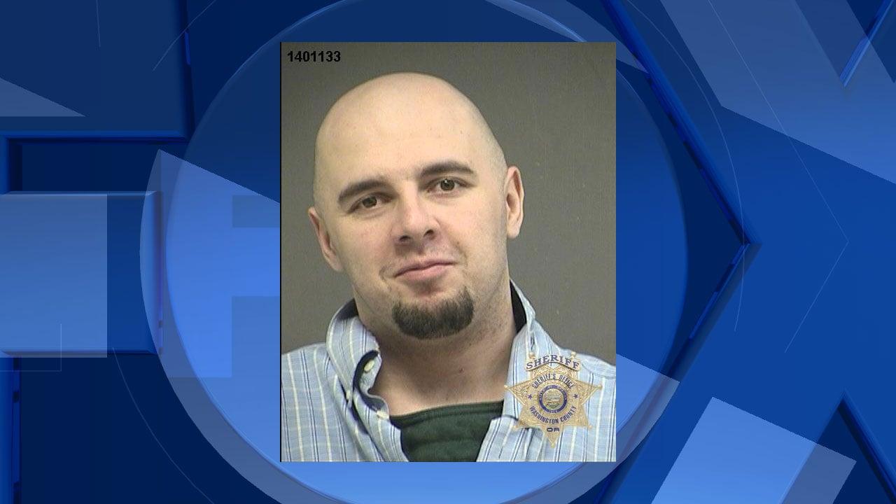 Dustin Westling previous booking photo (Washington Co. Jail/ Washington Co. Dept. of Community Corrections)