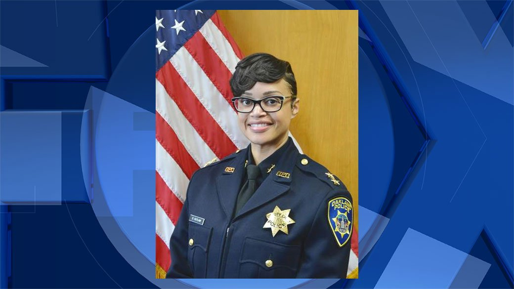 Oakland PD veteran tapped to lead Portland Police