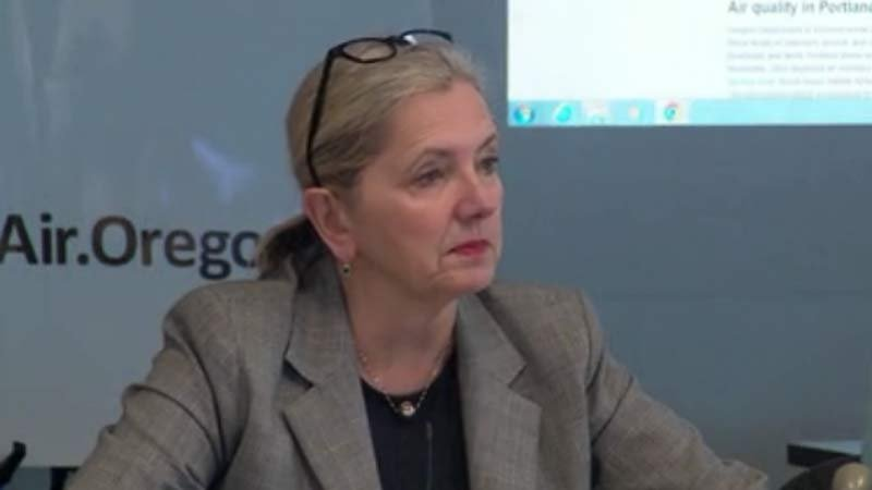 Lynne Saxton (KPTV file image)