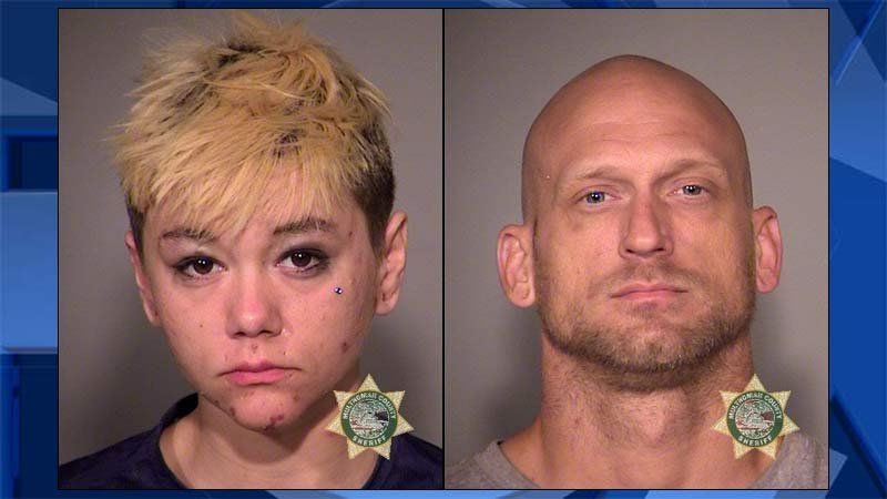 Jessika Lynne Atkinson, Peter George Jirasek (Jail booking photos)