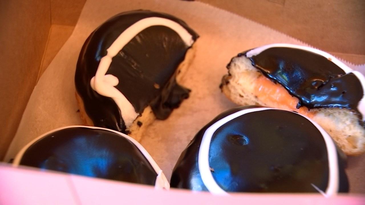 VooDoo Doughnut in Portland (KPTV)