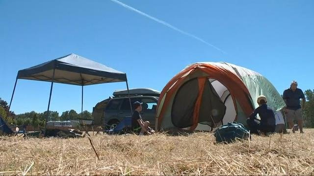 Keizer parks welcome eclipse campers but say no to fires, lanterns and torches