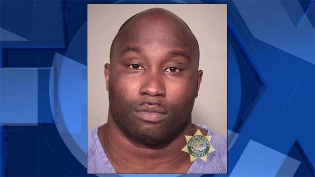 Nathaniel M. Irving, jail booking photo