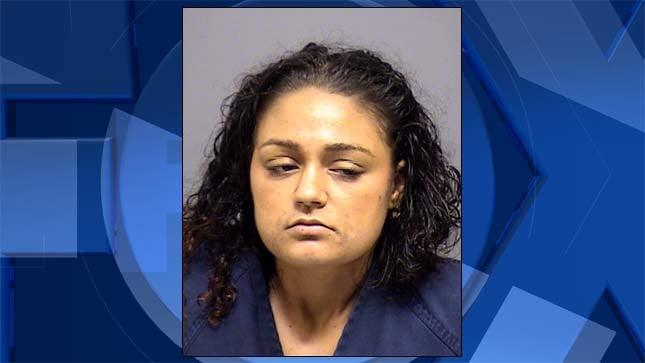 Treaunna Sierra V. Roberts, jail booking photo