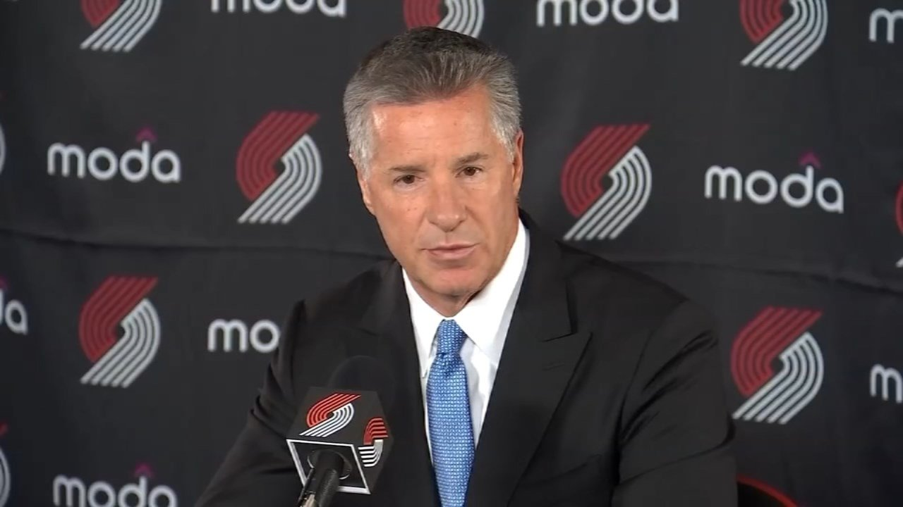 Portland Trail Blazers give president Neil Olshey multiyear extension