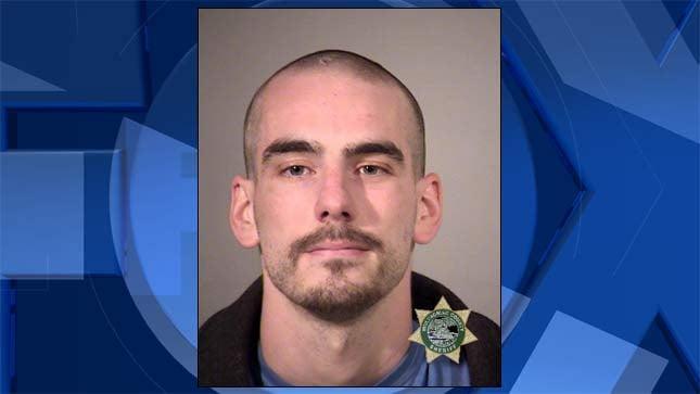 Jared Weston Walter, jail booking photo