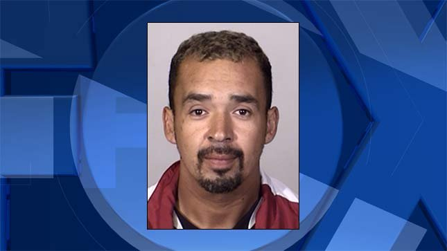 Fernando Cortez, jail booking photo