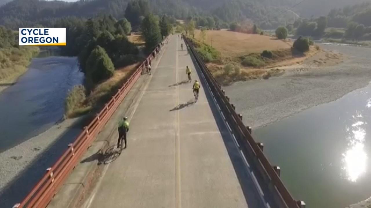 Courtesy: Cycle Oregon