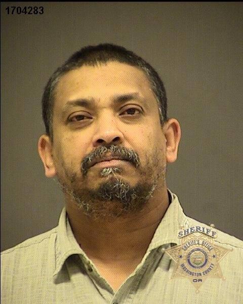 Balasankar Santhalingam previous booking photo (Washington Co. Jail)