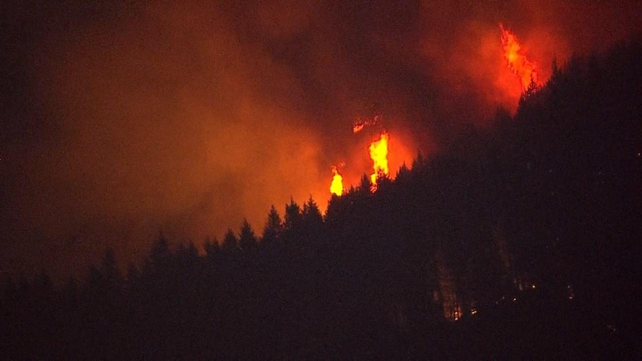 Eagle Creek Fire (KPTV)