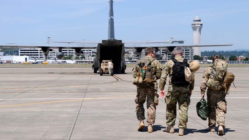 Photo: Oregon Military Department