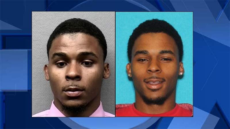 Texas murder suspect Jonathan Green (Photos: U.S. Marshals Service)