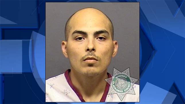 Jeremy James Bonsignore, jail booking photo