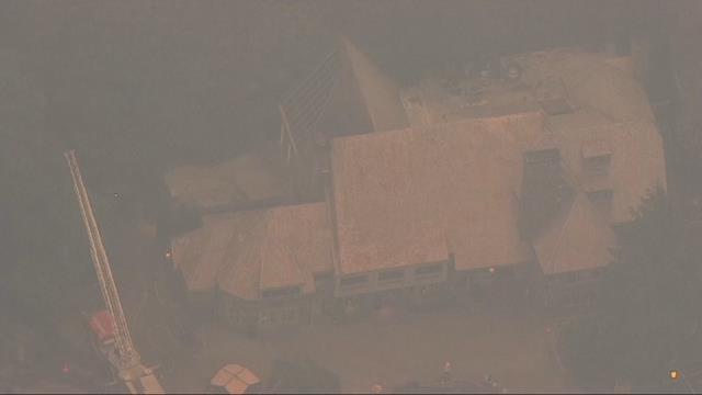 Multnomah Falls Lodge to undergo restoration due to Eagle Creek Fire smoke damage