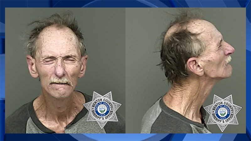 Robert Whitley, jail booking photo