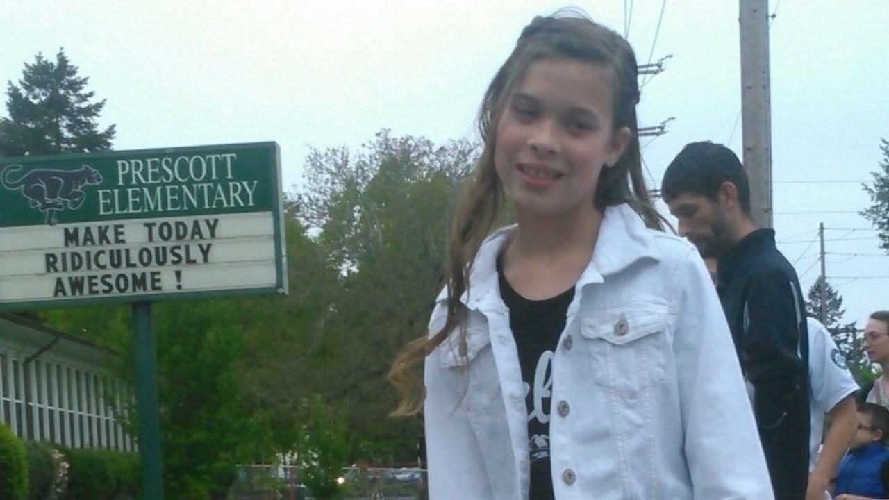 Akaaylee Burton (Family photo/KPTV)