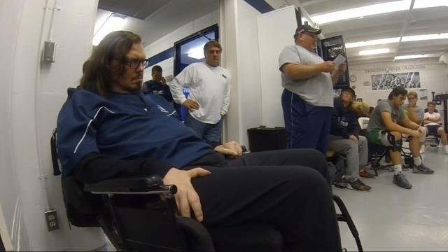 Lake Oswego coach battling ALS inspires players on the field and in life