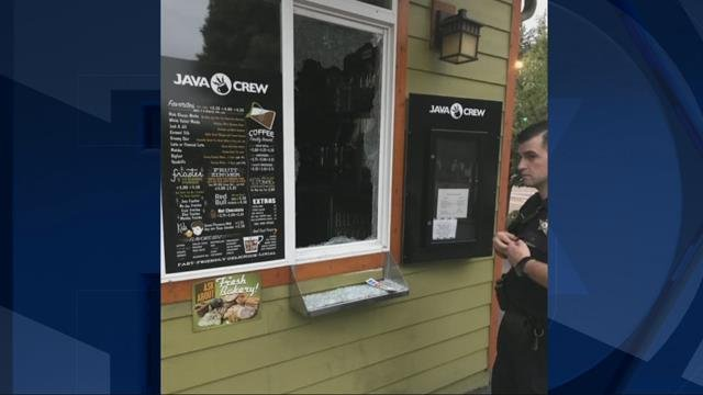 Two drive-thru coffee stands broken into just two weeks apart in Salem