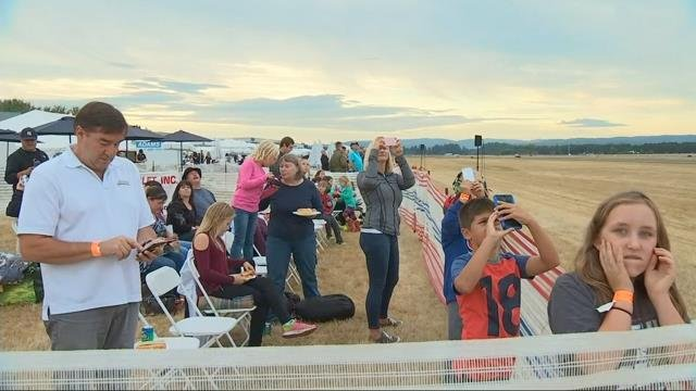 Wild weather week clears just in time for the Oregon International Air Show