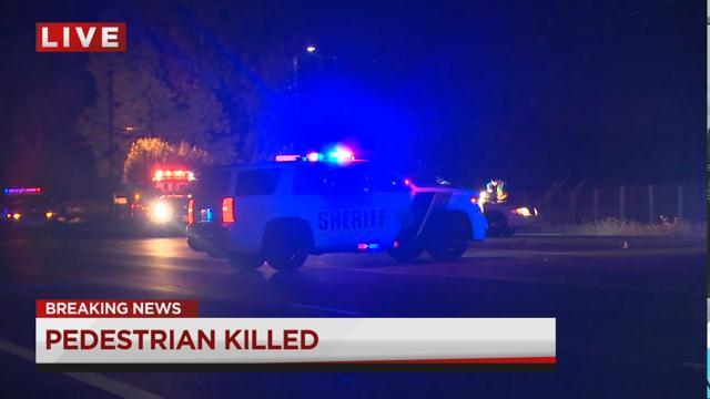 Deputies investigating deadly crash involving pedestrian in Washington Co.
