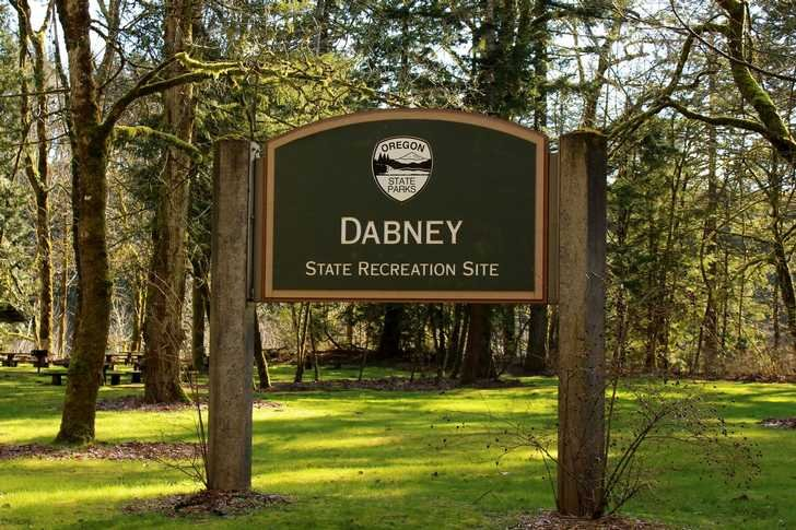 Dabney State Recreation Area (Oregon Parks and Recreation Dept.)