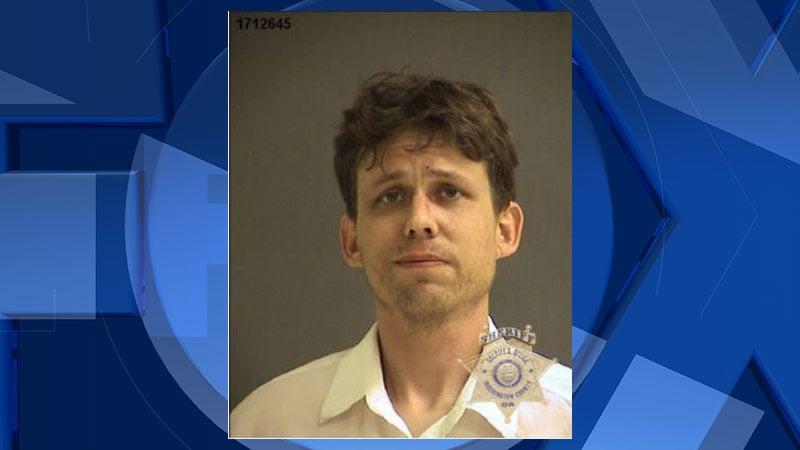 Michael Scott Klein booking photo (Washington Co. Jail)