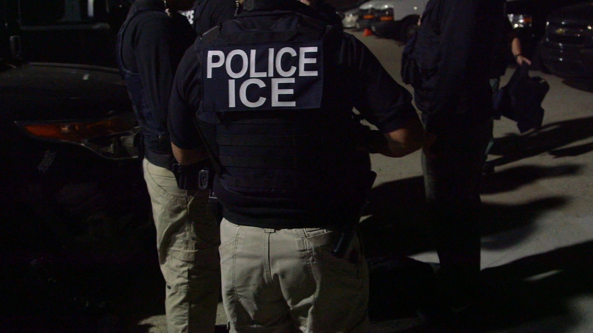 ICE Arrests Nearly 500 People In Sweeping Raids Targeting Sanctuary Cities
