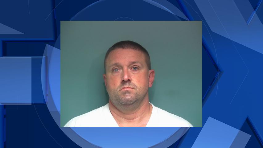 Richard Whittington, jail booking photo (Polk County Sheriff's Office)