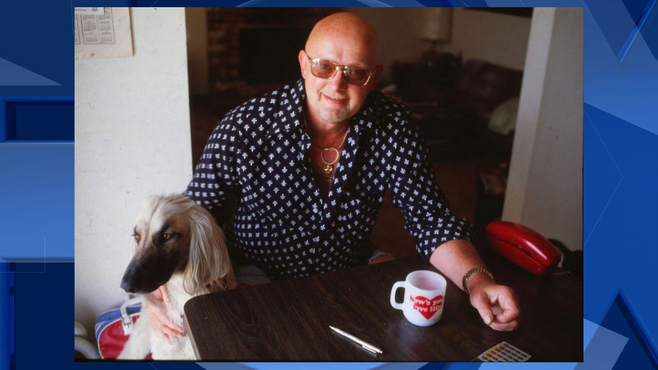 Benjamin Hoskins Paddock, father of suspected Las Vegas shooter Stephen Paddock (courtesy Eugene Register-Guard)
