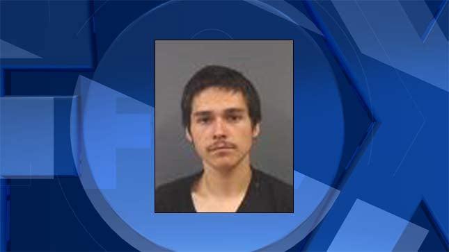 Vick Niemann Hope, aka Victor Cervantes, jail booking photo