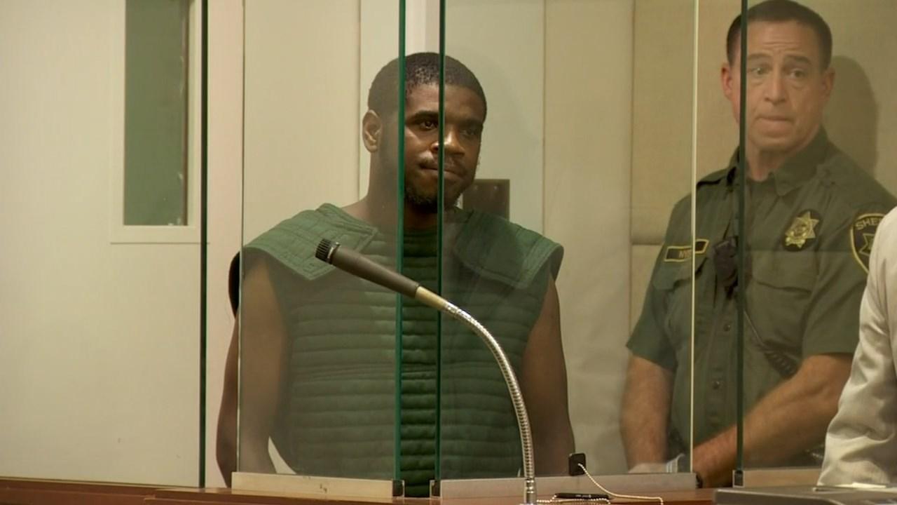 Robert West in court Tuesday (KPTV)