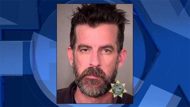 David Nilsson, jail booking photo