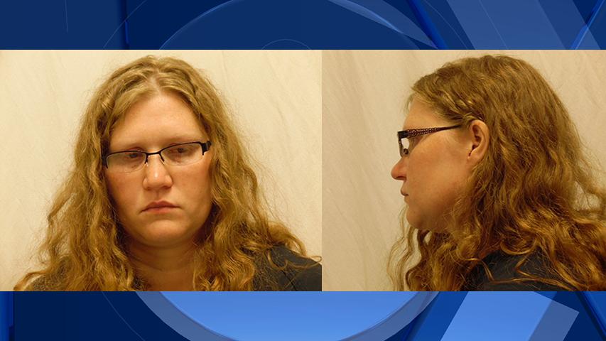 Angela Rose McCraw-Hester, jail booking photo (Courtesy: Bannock County Jail)