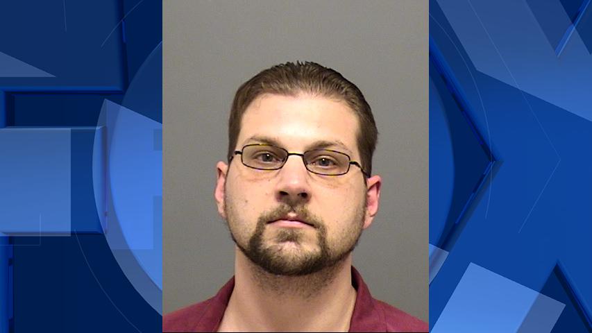 Ryan Phillip Fridlund, jail booking photo. (Courtesy: Oregon City Police Department)