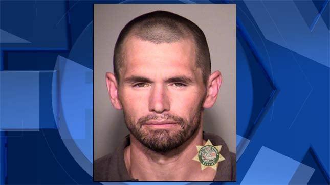 Jason Clifford, jail booking photo