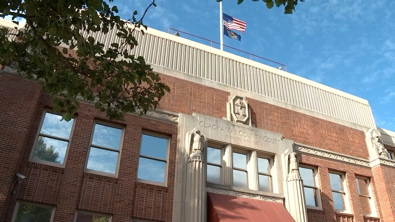 Clackamas County Courthouse (KPTV)