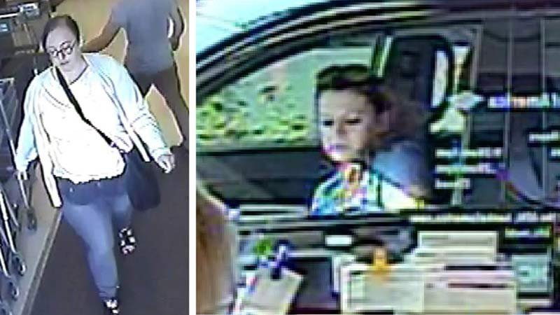 Surveillance images released by Happy Valley Police Department