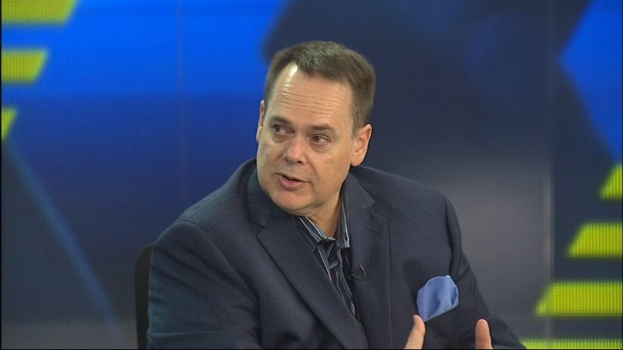 Blazers broadcaster Brian Wheeler (KPTV file image)