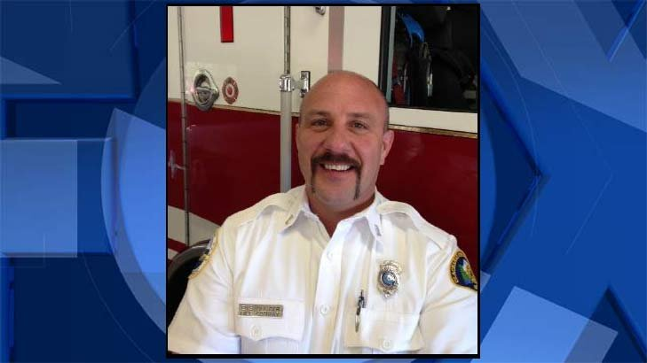 Clackamas Fire District #1 Division Chief Bill Conway.