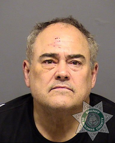 Dr. Jarl Tuffli booking photo (Clackamas Co. Sheriff's Office)