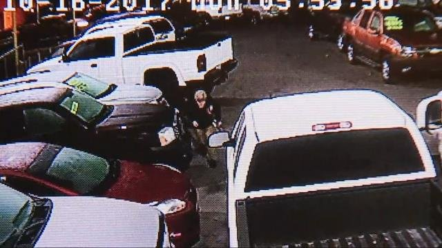 SE Portland car lot broken into for fifth time this year