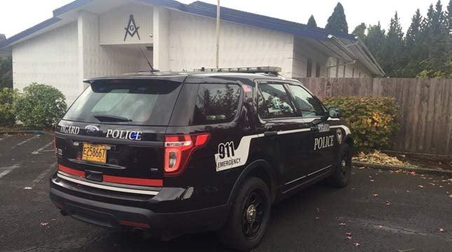 Photo: Tigard Police Department