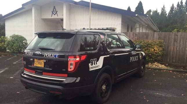 Photo: Tigard Police Department