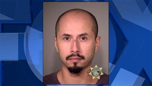 Jose Antonio Mejia, jail booking photo