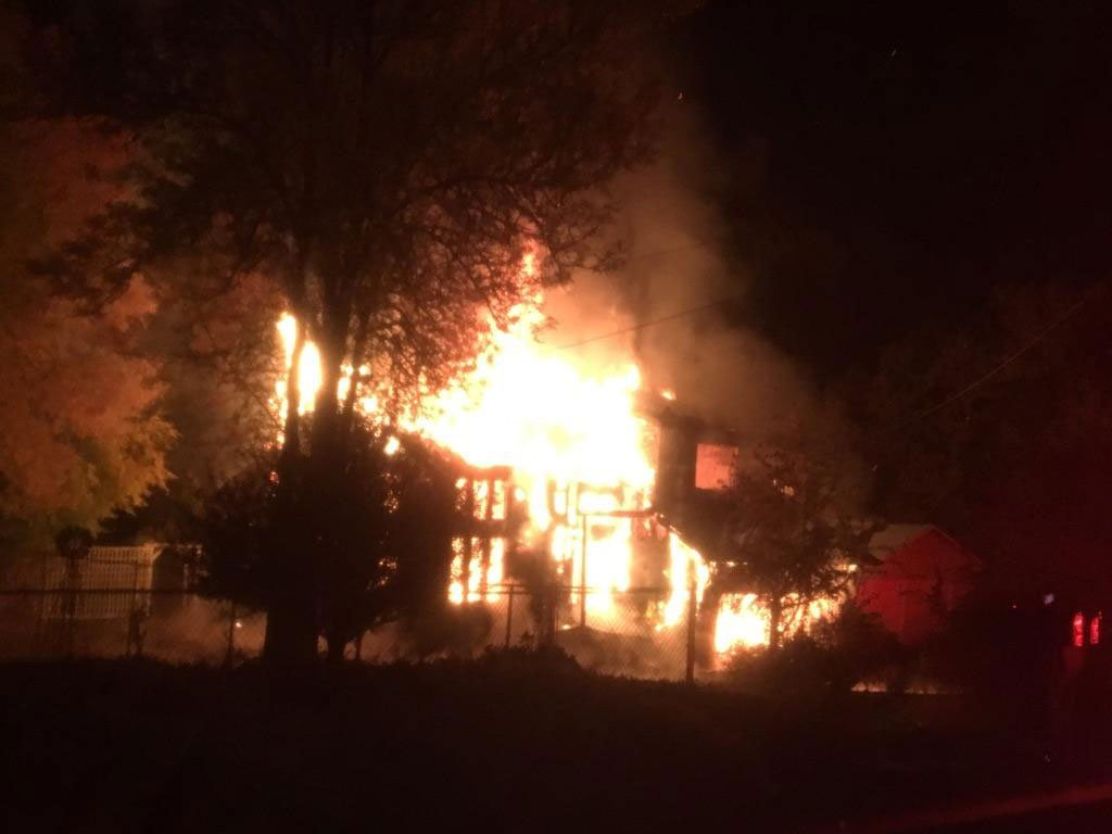 (Photos: Roseburg Fire Department)