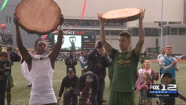 Timbers earn No. 1 seed & capture Cascadia Cup from Vancouver