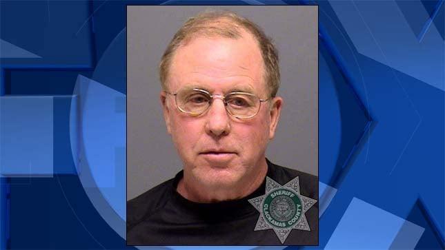 Norman Erald Scott, jail booking photo