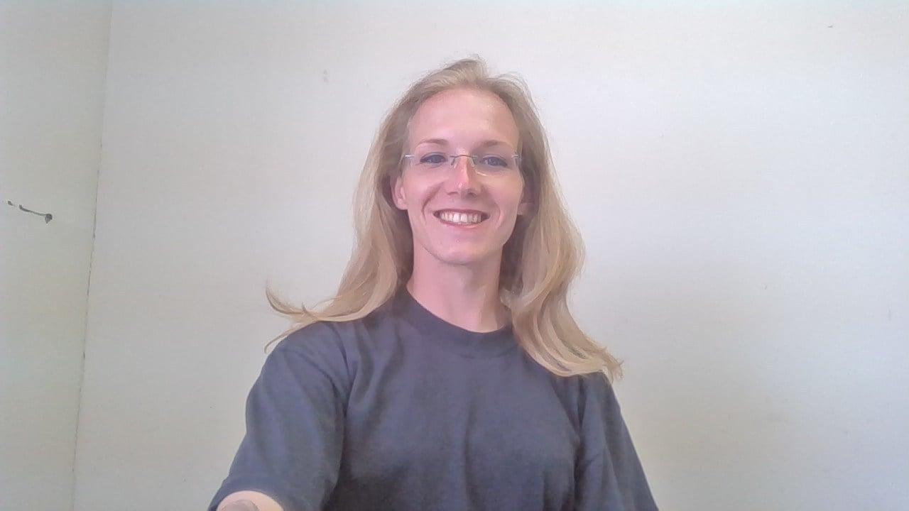 Michelle Wright, photo courtesy ACLU of Oregon