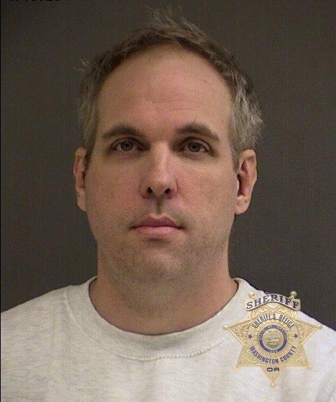 Toby A. Mendenhall booking photo (Washington Co. Jail)