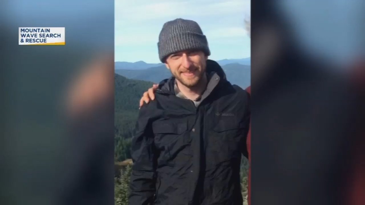 Crews have been searching for Nathan Mitchell in the Wildwood Recreation Area near Welches. (KPTV)